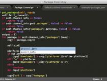 苹果版代码编辑开发工具Sublime Text for Mac v4.0.0.4100