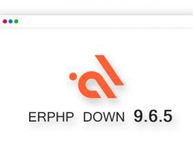 ErphpDown9.6.5 WordPress会员收费下载插件美化卡密批量生成积分功能