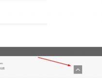 bootstrap官网中的返回顶部的实现步骤