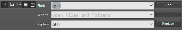 Sublime Text 常用的命令快捷键  第14张