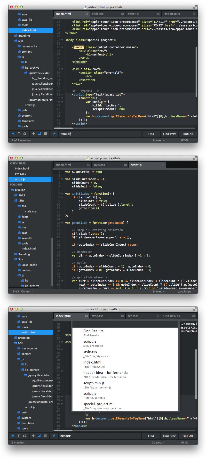 Sublime Text 常用的命令快捷键  第29张