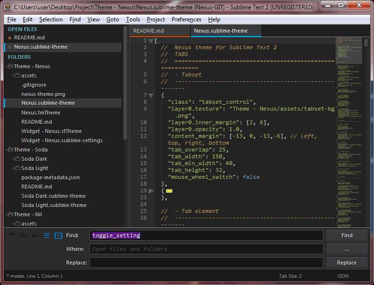 Sublime Text 常用的命令快捷键  第28张
