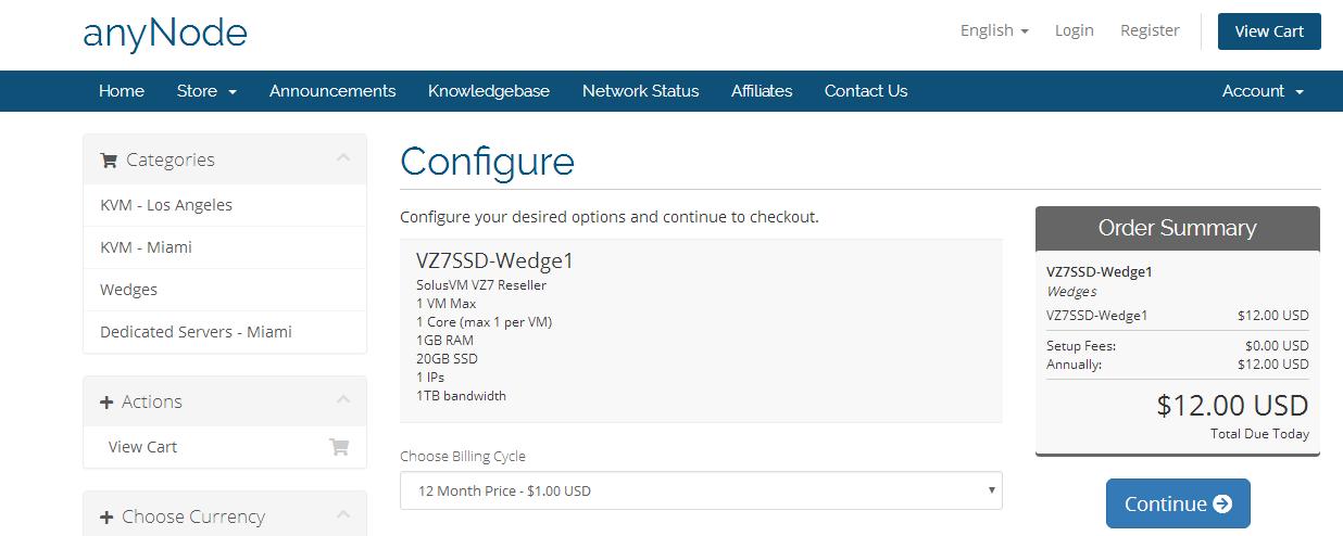anynode新上OpenVZ7系列,1g内存VPS年付仅需$12  第1张