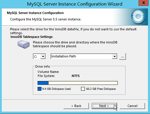 Windows Server 安装配置IIS+MySQL+PHP环境的详细图文教程 mysql环境搭建教程 IIS+MySQL+PHP环境的详细图文教 php iis7 mysql环境搭建 Win系统 第8张