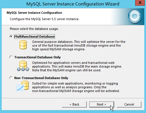 Windows Server 安装配置IIS+MySQL+PHP环境的详细图文教程  Win系统 第7张