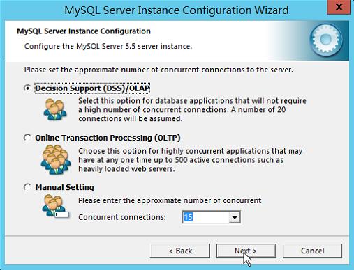 Windows Server 安装配置IIS+MySQL+PHP环境的详细图文教程 mysql环境搭建教程 IIS+MySQL+PHP环境的详细图文教 php iis7 mysql环境搭建 Win系统 第9张
