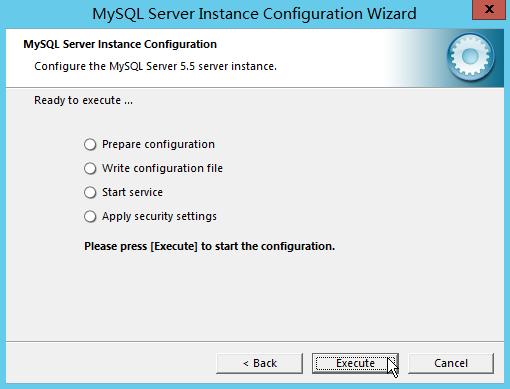 Windows Server 安装配置IIS+MySQL+PHP环境的详细图文教程 mysql环境搭建教程 IIS+MySQL+PHP环境的详细图文教 php iis7 mysql环境搭建 Win系统 第14张