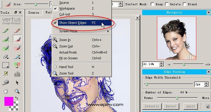 Vertus Fluid Mask v3.3.8中文汉化版-PS智能抠图滤镜软件使用教程 Photoshop PS插件 第1张