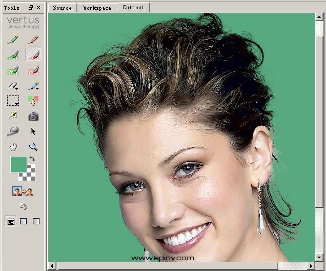 Vertus Fluid Mask v3.3.8中文汉化版-PS智能抠图滤镜软件使用教程 Photoshop PS插件 第8张