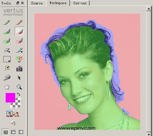 Vertus Fluid Mask v3.3.8中文汉化版-PS智能抠图滤镜软件使用教程 Photoshop PS插件 第6张
