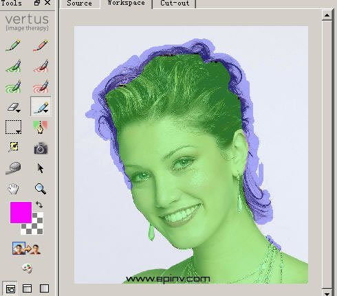 Vertus Fluid Mask v3.3.8中文汉化版-PS智能抠图滤镜软件使用教程 Photoshop PS插件 第5张