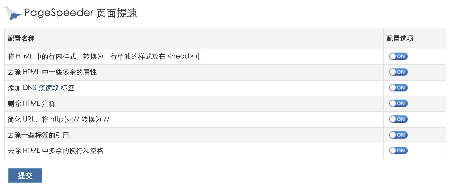 zblog php页面提速插件PageSpeeder  第1张