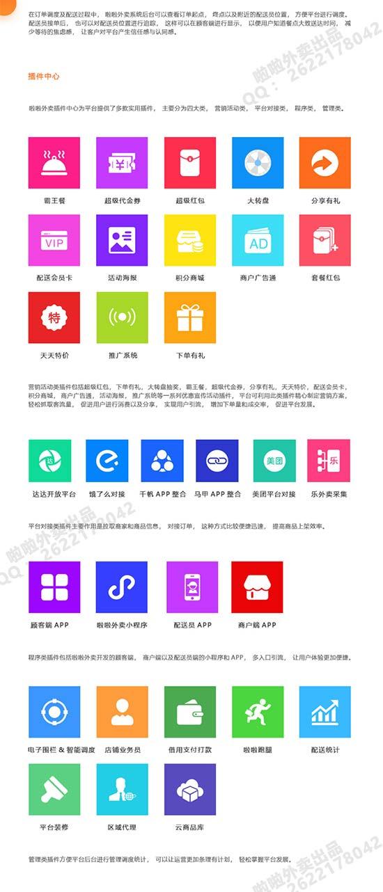 啦啦外卖全开源至尊版 20.7.0 APP源码+客户端+商户端+配送端小程序外送|外卖|餐饮|生鲜|超市系统 微信小程序 公众号源码 第5张